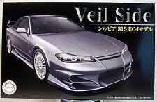 Fujimi 039848 1999 Nissan Silvia S 15 / PS15  Veil Side JDM 1:24 Bausatz