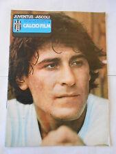CALCIOFILM il film della partita -n.32 gennaio 1979 - juventus - ascoli 2-3