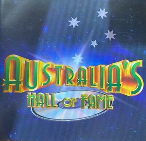Australia's Hall of Fame Readers Digest 4-Disc Set Fat Pack CD Album VGC