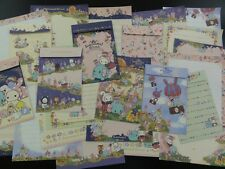 Sentimental Circus Letter Set writing paper envelope kawaii san-x stationery lot