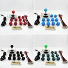 DIY Arcade Kits Parts USB Encoder To PC Joystick China Sanwa +10 MAME PC Buttons