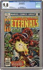 Eternals #9 CGC 9.8 1977 3699465006