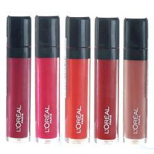 L'Oréal Matte Lip Glosses