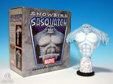 Bowen Designs Sasquatch Mini Bust Snowbird Variant Marvel Sample 958/2000 New