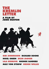 KREMLIN LETTER  - DVD - REGION 2 UK