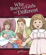 Learning about Sex: Why Boys and Girls Are Different : For Girls Ages 3-5 by...