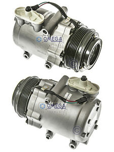 AC A/C Compressor Fits: Ford Crown Victoria - Expedition - Explorer V8 4.6L 5.4L