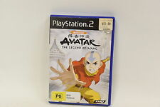 Avator: The Legend of Aang - PlayStation 2 (PS2) Game