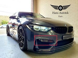 Full Carbon Fiber Front Upper Lid Cover Front Bumper  FOR BMW M3 M4 F80 F82 F83