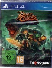 Battle Chasers - Nightwar - PlayStation PS4 - deutsch - Neu / OVP