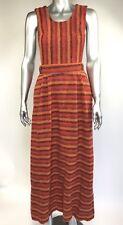 Vintage Pendleton Jumper Dress 100% Virgin Wool Striped Fits Small