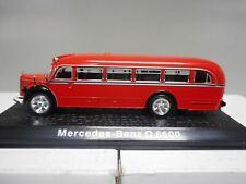 Mercedes-benz 6600 fire feuerwher deagostini IXO 1:72