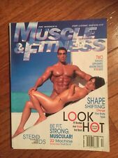 Muscle & Fitness Magazine 1996