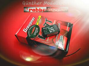 GRAUPNER GR-12L 2,4GHZ 6K HOTT EMPFÄNGER, S1012 Günther Modellsport