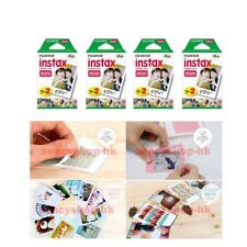 80 Sheet Fujifilm Instax Mini Film 80 Fuji instant photos Mini 9 8 7s 90