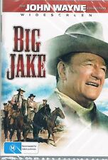 BIG JAKE  ( JOHN WAYNE ) DVD  NEW AND SEALED