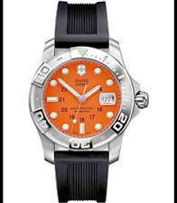 Preowned Victorinox Dive Master 500 Orange Men's Watch 241041