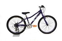 """Giant Liv Enchant 24"""" Girl's Mountain Bike 1 x 7 Speed Shimano Grip Shift Purple"""