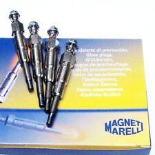 4 x Glühkerze Magneti Marelli CITROEN Jumper 230 244 2.8 D 2.8 HDi