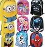 Official Licensed 3D EVA Backpack School Rucksack Bag New Gift Disney Character