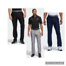 2018 Adidas Ultimate 365 Classic Mens Golf Pants- Multiple Sizes