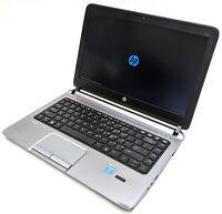 "HP ProBook 430 G1 13.3"" Laptop Notebook Intel Core i5-4200U 1.60GHz 4GB 2CE3441H"
