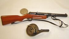 DID WWI German Grenadier Lutz Fedder Wood n Metal MP 18 1/6 Toys 3R Gun Rifle