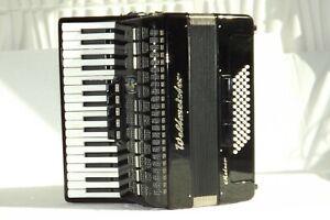 Piano accordion akkordeon WELTMEISTER  METEOR  60 bass Price including 20% VAT