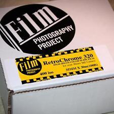 Kodak Ektachrome - High Speed Color Slide Film - 35mm x 30.5m (100 ft)