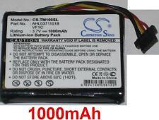 Batterie 1000mAh type 4CQ02 AHL03711018 VF1C Pour TomTom Go 1005 Live World