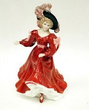 Royal Doulton Patricia Porcelain Figure Of The Year Hn 3365 1993 - B6182 C2  00006000