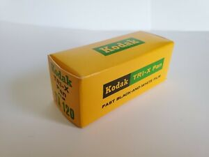 120 Kodak Tri-X Black and White Film. Expired August 1972. Fast Free Shipping.
