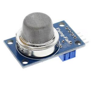 MQ-2 Gas Sensor Module Smoke Butane Methane Detection Arduino