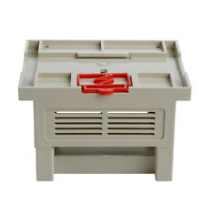 Industrial PLC Plastic Shell Control Housing Box Project Case 115x90x72mm New