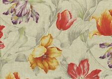 PKaufmann Fabric Beige Red Blue Lilac Yellow Green Gray  Drapery Upholstery