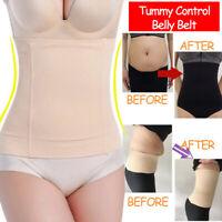 Fajas Waist Cincher Corset Recovery Body Shaper Belly Belt Binder Slim Shapewear