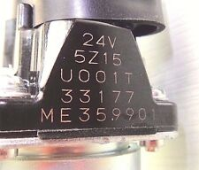 OE. ME359901 U001T33177 RELAY STARTER U1T33177 ME359901MF for FUSO,NISSAN DIESEL