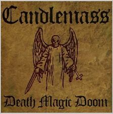 CANDLEMASS	Death Magic Doom CD ( FREE SHIPPING)