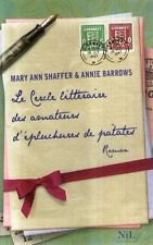 A21 Le cercle litteraire des amateurs d'epluchures de patates Shaffers Barrows