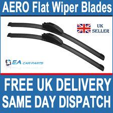 FIAT SEICENTO 1998-2003 EA  AERO Flat Wiper Blades 19-19