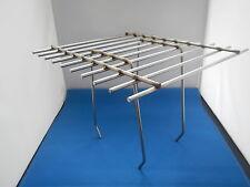 Garde daniels / Grille de choucas des tours Inox 200 x 200 mm