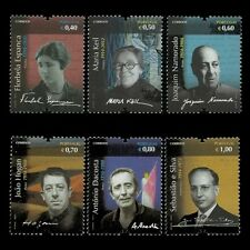 Portugal 2014 - Figures of Portuguese History and Culture People - Sc 3580/5 MNH