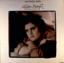 Alison Moyet - That Ole Devil Called Love - Maxi LP - washed - cleaned- # L 1230