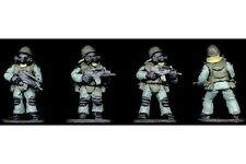 SCI-FI 48A Chem Soldiers 7 (4 Figures)