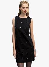 NEXT Black Stud Tunic Dress 18T