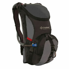 Outdoor Products Ripcord Hydration Pack BackPack Graphite Back Pack