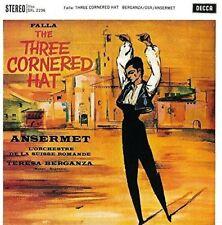 Falla / Ansermet,Ern - Falla: El Sombrero De Tres Picos [New CD] Ltd Ed, Reiss