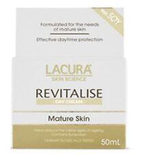 Lacura Anti-Wrinkle Day & Night Moisturiser for Mature Skin Revitalise