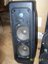 Land Rover DII 2  Bass / Speaker  Phillips with Surround Black