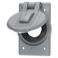 Hubbell FS/FD Box Lift Cover Plate 1.36-1.29 in Dia HBL7423WO